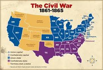 Long Term Causes - The American Civil War